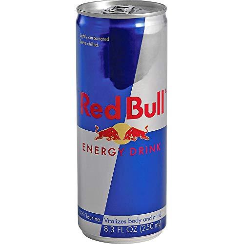 Red Bull Energy Drink Red, 250ML (24-pack) 6,40 kg
