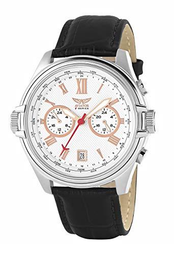 Aviator Herren-Armbanduhr