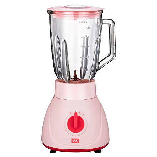 Melissa Stand Mixer 1,5 l Glas Behälter 2-Stufen Haushalt Pürieren Shaken 16180099