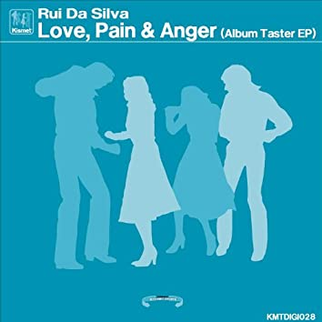 Love, Pain & Anger (Album Taster EP)