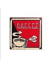 Coffee Corner Panel - Reproduction