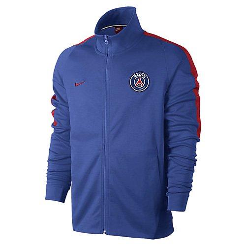 Nike Herren Paris St-Germain Authentic Jacke, Mehrfarbig, XL