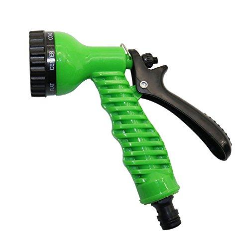 Adhere To Fly Lot de 2 pistolets de pulvérisation haute pression 7 styles pour jardin, pelouse, lavage de voiture, nettoyage des animaux
