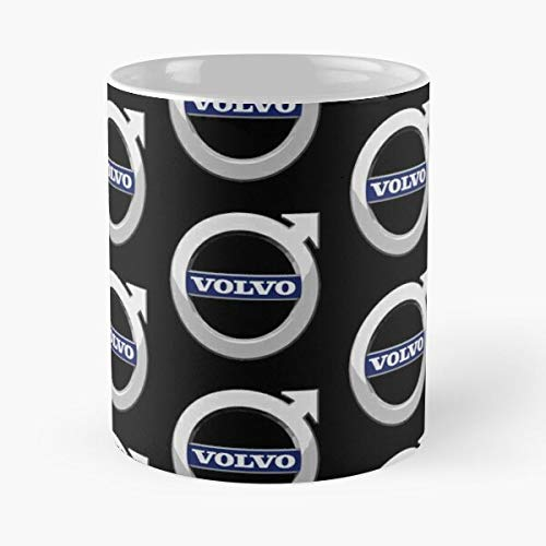 Vo-lvo Merchandise Classic Mug Best Gift Coffee Mugs 11 Oz