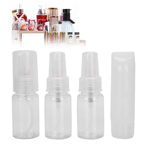 Juegos De Botellas Dispensadoras De Viaje De 9 Piezas, Botellas De Plástico En Aerosol, Botellas Secundarias De Loción Cosmética, Botellas De Contenedores Vacíos Para Baño