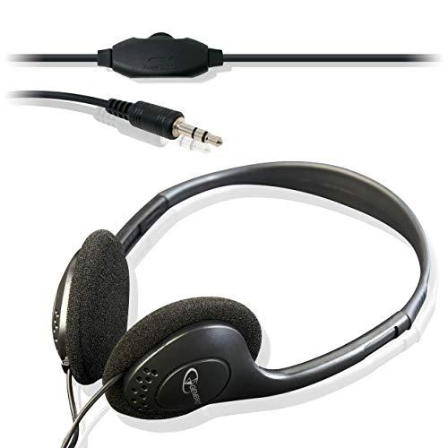 PC, Laptop Headphones with Volum...