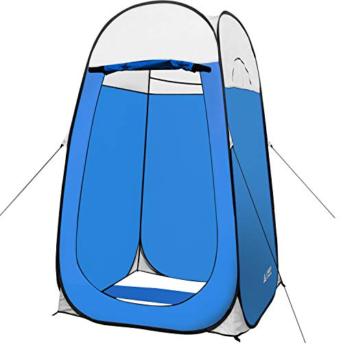 Leader Accessories Pop Up Shower Tent