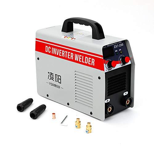 ZX7-250 20-250A Mini Welder Saldatrice Elettrica Elettrico ARC Welding Machine IGBT Display Digitale