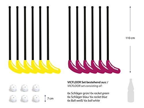 VICFLOOR Floorball Start Set 80