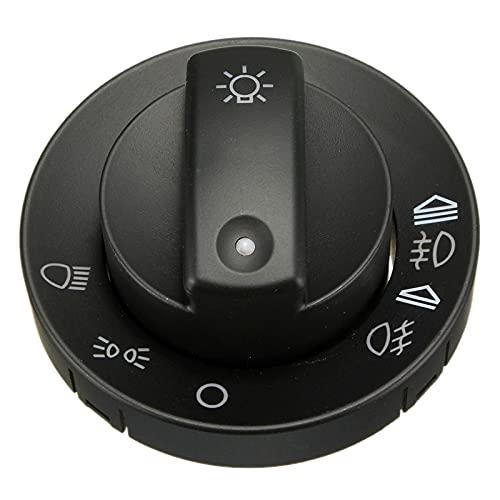 RuYunLong Kit de reparación de Tapa de Interruptor de luz antiniebla de Faro de Coche/Apto para -Audi A4 S4 8E B6 B7 2000-2007 /