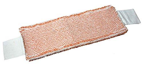 Vigor 231058 Recharge Microfibre pour Balai Multi-Usages Press'Pro, Polyester, Gris, 19 x 17 x 2 cm