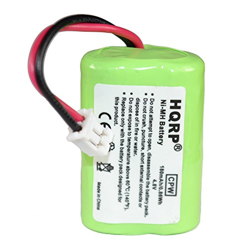 HQRP Battery Compatible with PetSafe Yard & Park Remote Dog Trainer, PDT00-12470 RFA-417 PAC00-12159 FR-200P Collar