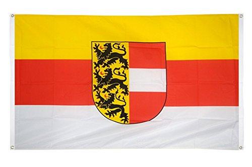 Flaggenfritze® Balkonflagge Österreich Kärnten