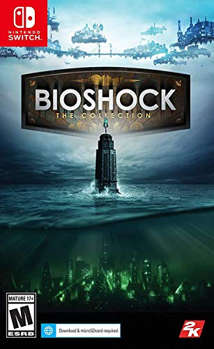 [Switch] BioShock: The Collection - $19.99 at Amazon