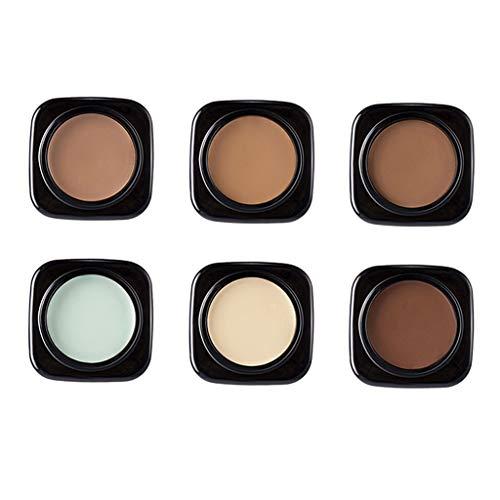 Sharplace 6 Couleurs Correcteur De Maquillage Anti-cerne Crème Correcteur Cosmétique de Camouflage de Professionnelle - B