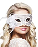 Accessorio travestimento Eye Mask Mystique Occasioni Halloween, Addio al celibato / nubilato, Vampire Night, party, feste a tema, spettacoli, saggi, recite, gdr, rpg, larp, cosplay