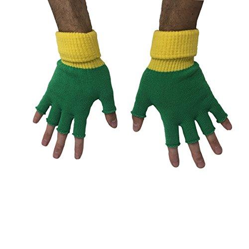 Ash Ketchum Fingerlose Handschuhe, 1 Paar