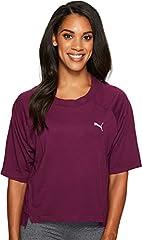 Women's Transition Tee Dark Purple Shirt