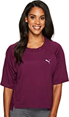 Women's Transition Tee Dark Purple Shirt