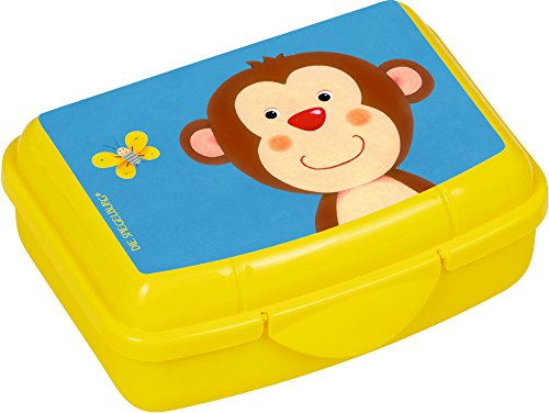 Freche Rasselbande Mini Snackbox AFFE