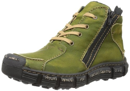 Rovers Traction 401WK, Damen Stiefel, Grün (Kiwi), EU 36