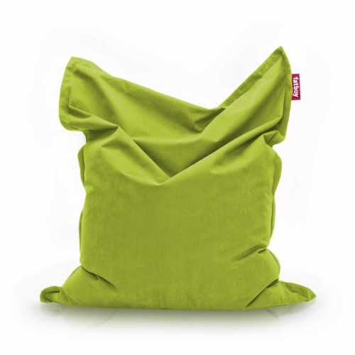 Product Image of the Fatboy The Original Stonewashed Bean Bag Chair, Lime Green