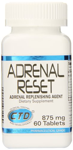 CTD Adrenal Reset - 60 Tablets by CTD Labs