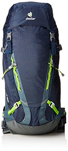 DEUTER Guide Rucksack, Navy-Granite, 72 x 26 x 16 cm, 35 + 8 L