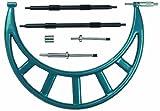 Metrica 44085 MICROMETRO GRANDE 600-700MM 0,01 mm