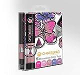 Chameleon Art Products - 5 Color Tops; Puntas de mezcla Chameleon; Tonos Florales
