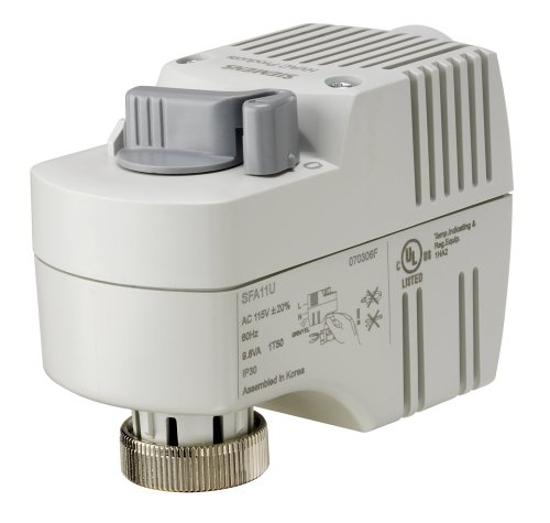 Siemens SFA71U Zone Valve Electric Actuator