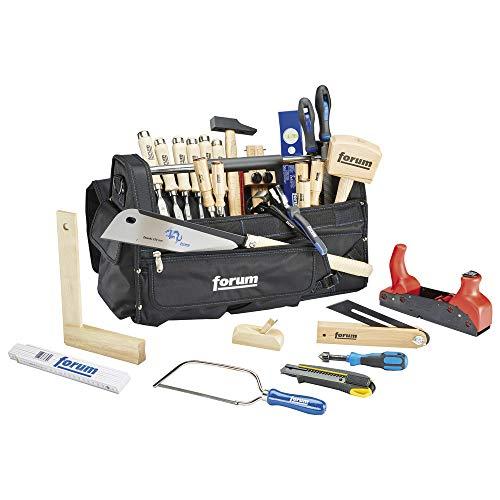 Forum Werkzeugtasche für d. Holzbearb. 32-teilig