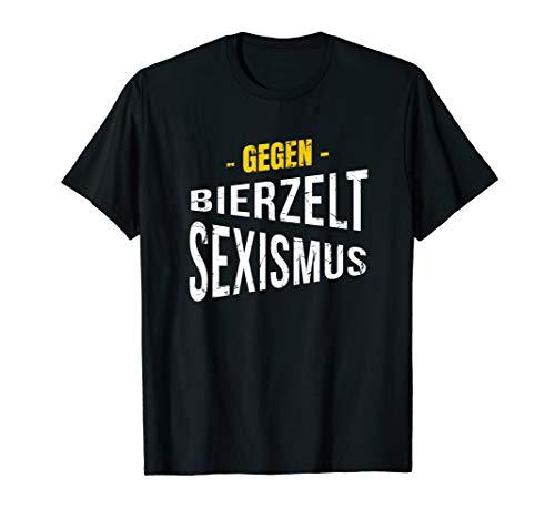 Donau Lied Donaulied Aktion gegen Bierzelt Sexismus T-Shirt