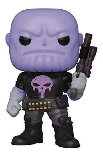 Marvel Heroes Thanos (Earth-18138) Figura de vinilo Pop exclusiva