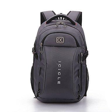 BBYaKi 38 L Etui Pour Portable Sac À Dos Etui Pour Portable Multifonctionnel , Black