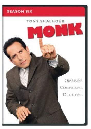 Monk: Season Six