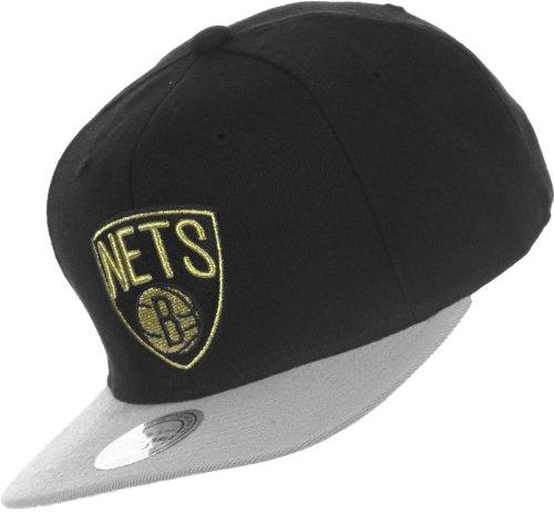 Mitchell & Ness NBA Brookyln Nets Baroque casquette