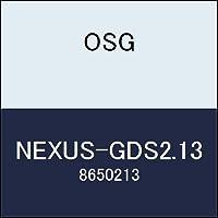 OSG ネクサスドリル NEXUS-GDS2.13 商品番号 8650213