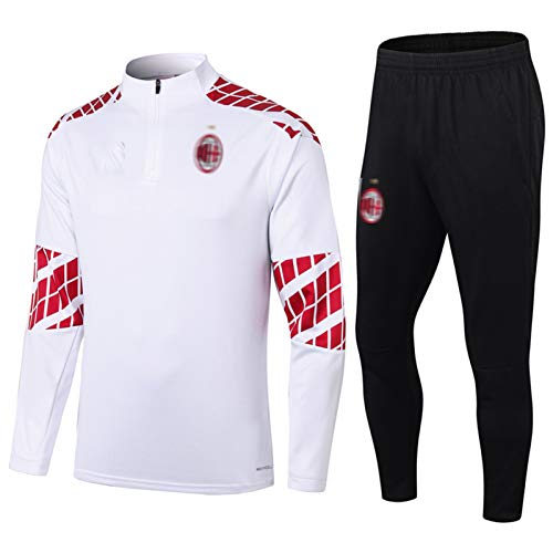 HPPH 2021 Jerseys de fútbol Mǐlǎn Mǎldǐnǐ Torneo para Hombres Chándal de chándal de fútbol Uniforme de fútbol Regalo Manga Larga Running Chaquetas Fútbol Capacitación Jue S