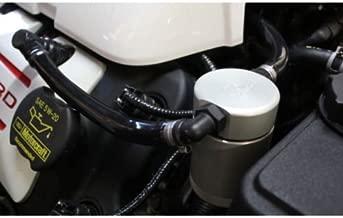 2015-2017 Mustang Shelby GT350 JLT Oil Separator Passenger Side Satin