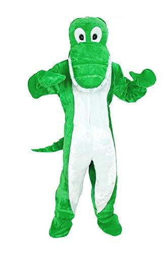 Krokodil Einheitsgrösse L-XL Kostüm Fasching Karneval Fastnacht