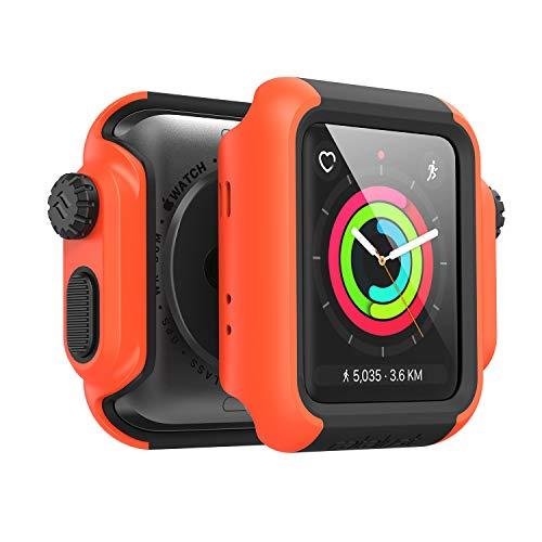 Catalyst Apple Watch 42 mm Cover Serie 3 e Serie 2 - Custodia Antiurto Grado Militare protezione Apple Watch Series 2 Series 3 [Robusta Custodia Antiurto per iWatch] - Sunset