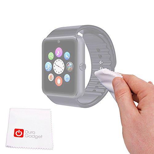 DURAGADGET Gamuza/Paño para Smartwatch Swees U8 - Mantenga Su Dispositivo Impoluto