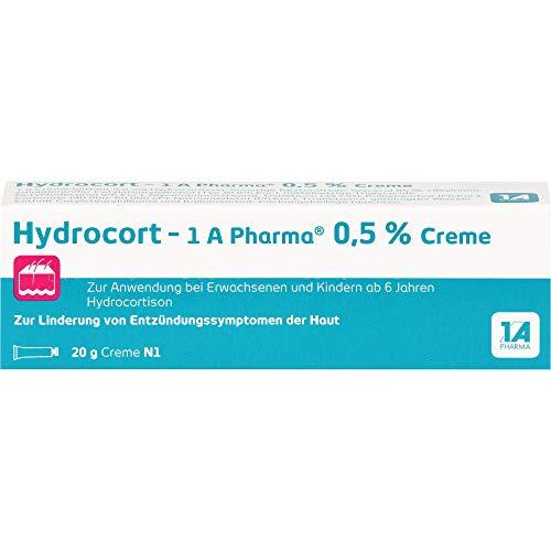 Hydrocort 1A Pharma 0,5% Creme 20 g