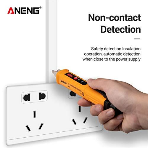 ANENG『非接触 AC 電圧電気テスターペン(VD802)』