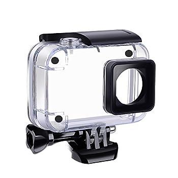 Suptig Waterproof Case Underwater Waterproof Protective Housing for Yi 4K Action Xiaomi 4K Xiaoyi 4K Yi 4K+ Yi Discovery Action Cameras