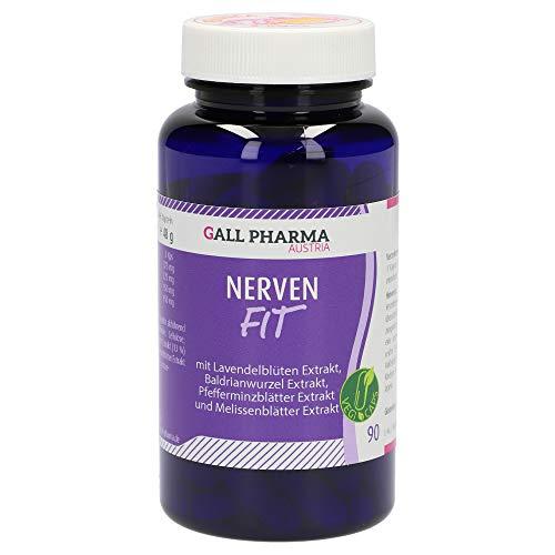 Gall Pharma Nerven-Fit GPH Kapseln, 90 Kapseln