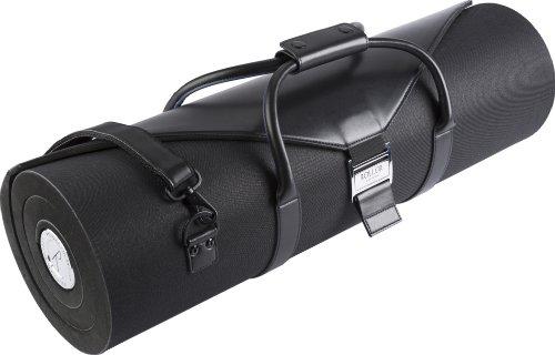 ROLLOR Kleiderrolle aus 600D Polyester/EVA, schwarz