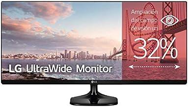 LG 25UM58-P - Monitor Profesional UltraWide WFHD de 63.5 cm (25