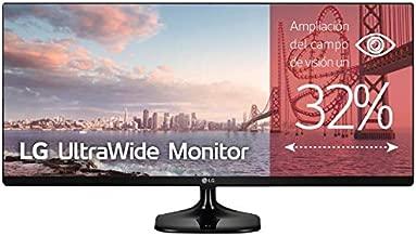 LG 25UM58-P - Monitor Profesional UltraWide FHD de 63,5 cm (25